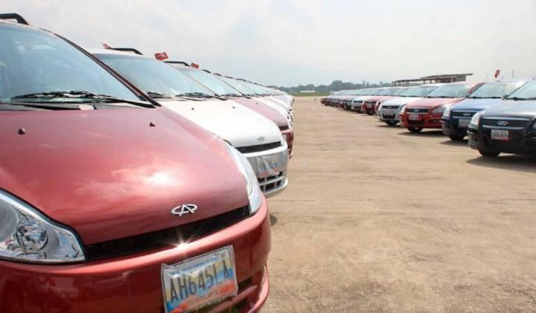 carros venezolanos