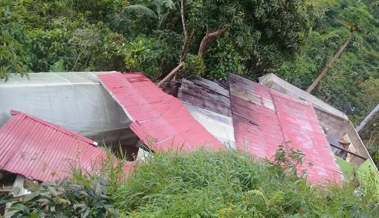 Temporada de lluvias en Ibagué: Más de 200 familias afectadas durante este mes de mayo