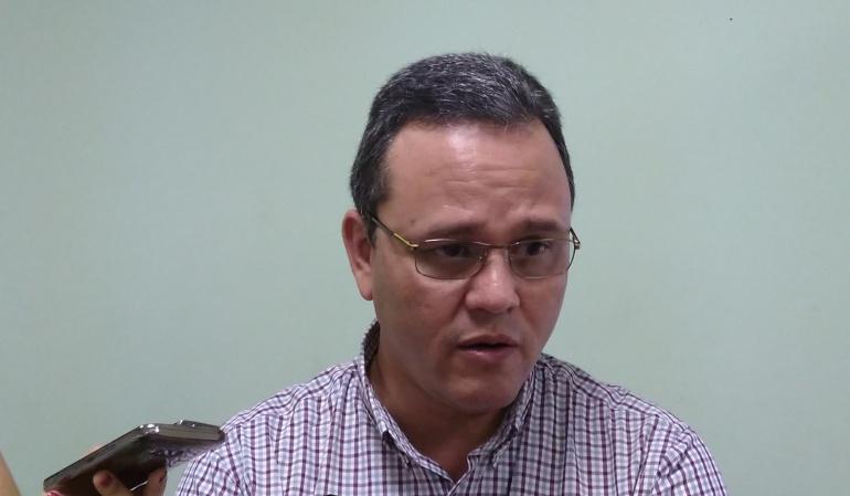 Omar Mejía, rector Universidad del Tolima