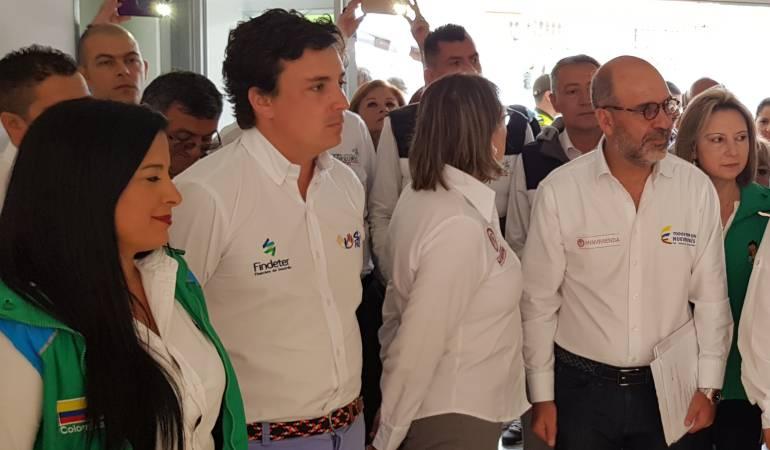 Alejandro Callejas, vicepresidente técnico de FINDETER.