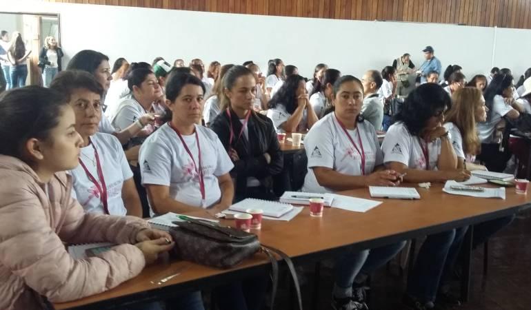 Encuentro Nacional de Mujeres Caficultoras en Chinchiná, Caldas