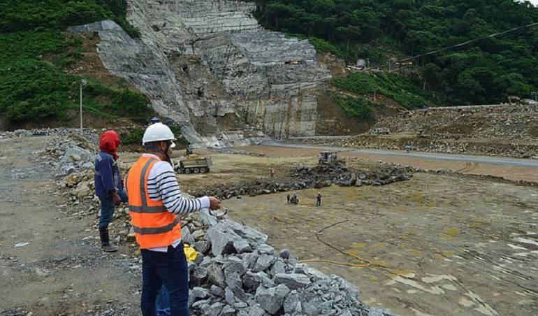 1.500 operarios de EPM reanudan actividades en Hidroituango