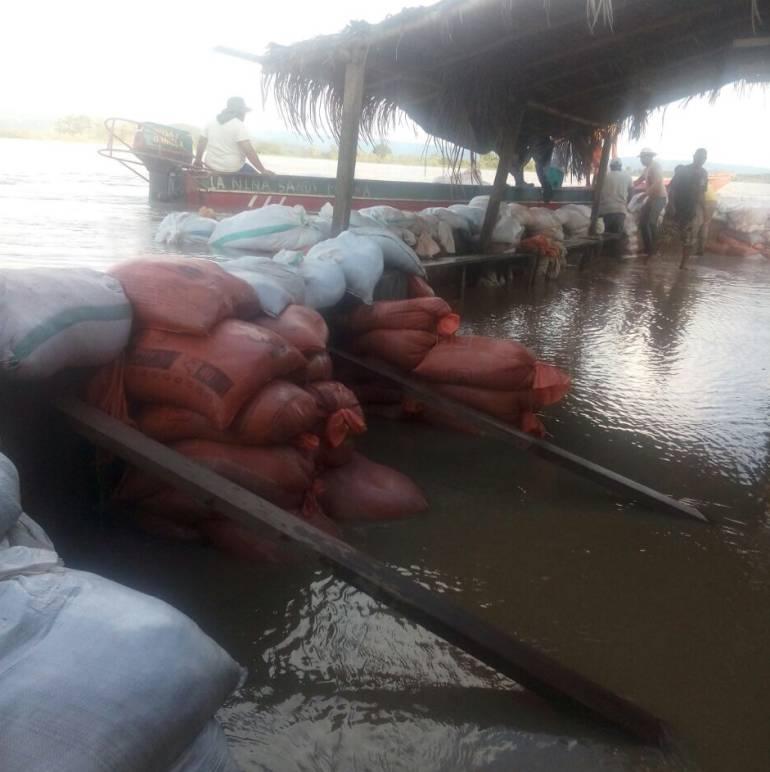 Empiezan, inundaciones, Nechí, Antioquia: Empiezan inundaciones en Nechí, Antioquia