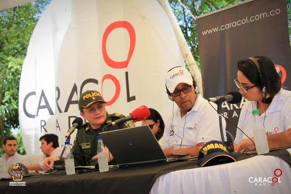 Coronel Marcelo Russi Cárdenas, Comandante de la Policía de Córdoba participó del programa.