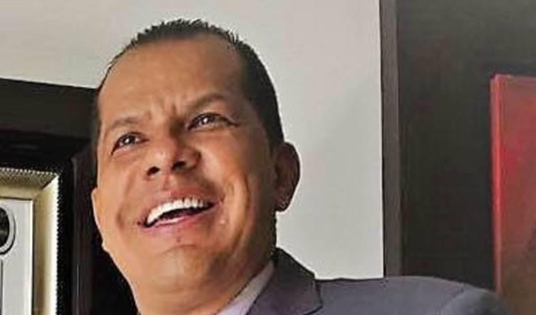 """Jhon Jairo Rincón conocido como """"mesias"""""""