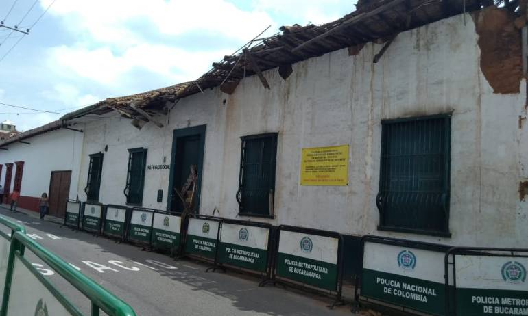 Adiós al Refugio Social de Bucaramanga