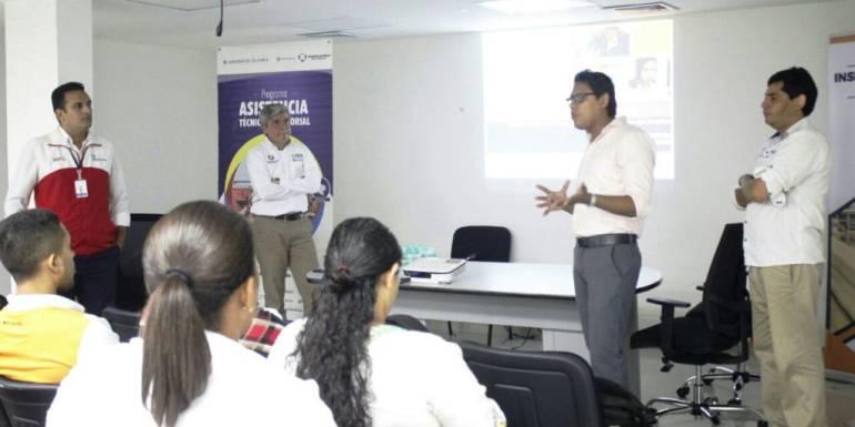 Capacitaran a vendedores informales de Cartagena: Capacitaran a vendedores informales de Cartagena