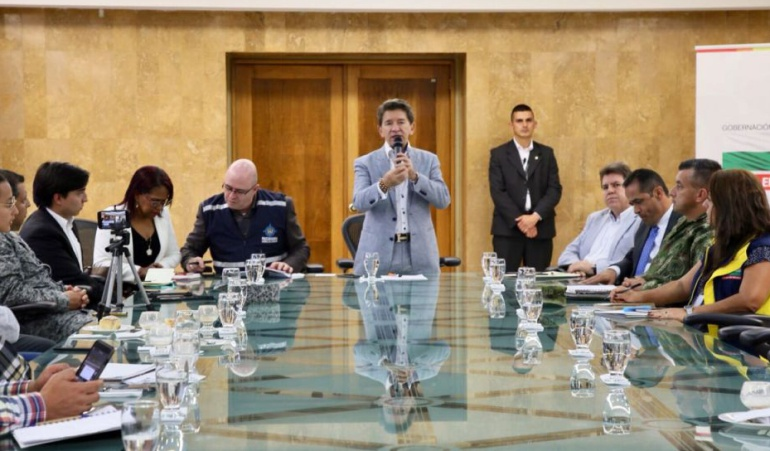 """Crisis hidroituango: """"Puede ser algo mucho más grave que el diluvio universal"""": Luis Pérez"""