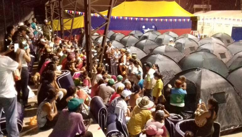 Emergencia en Hidroituango: En Valdivia, abren otros tres albergues para afectados