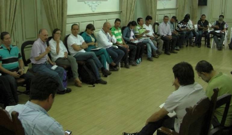 Paro Campesino: Se levanta paro campesino en el Cauca