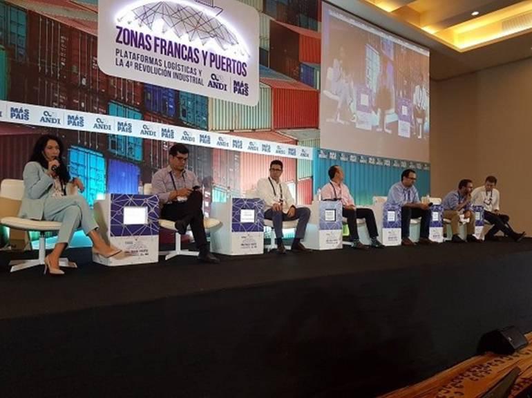 Culminó el Congreso de Zonas Francas y Puertos en Cartagena: Culminó el Congreso de Zonas Francas y Puertos en Cartagena
