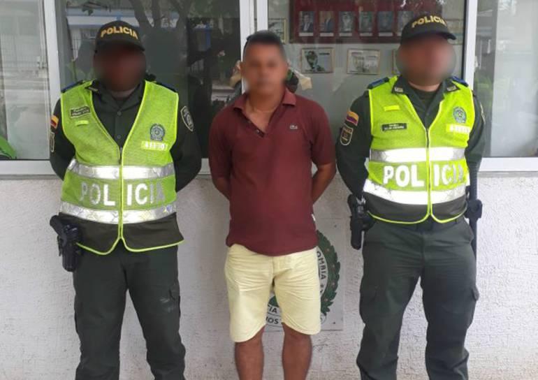 Con identificación biométrica, logran cinco capturas en Cartagena: Con identificación biométrica, logran cinco capturas en Cartagena