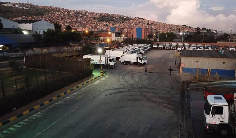 Peñalosa insiste en aumento de tarifas de aseo para mejorar el servicio