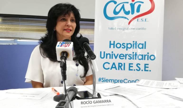 """""""La Contraloría me violó el debido proceso"""": Gerente del Hospital CARI"""
