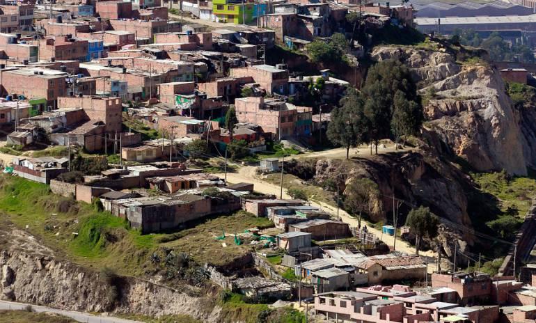 Barrios de bogotá: Más de 40 barrios han sido legalizados en Bogotá