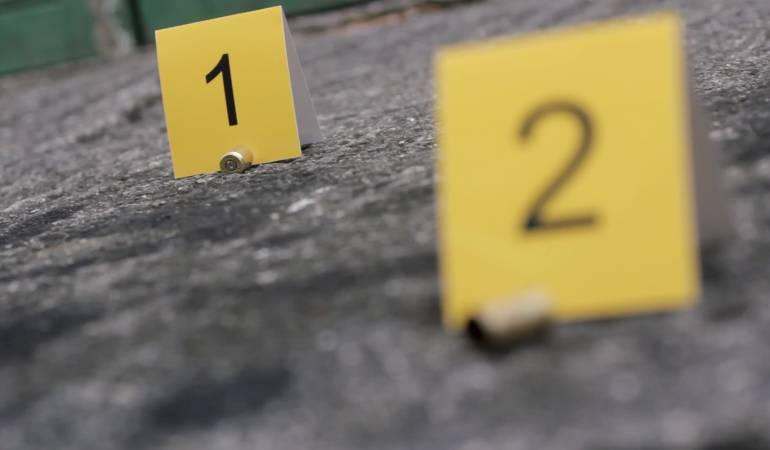 Homicidios fin de semana en Risaralda: Después de 272 días Marsella volvió a registrar un homicidio