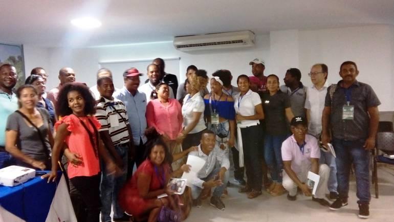 Día de la afrocolombianidad: 33 departamentos unidos por el Día de la Afrocolombianidad en Cartagena