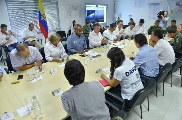 Proyecto Hidroituango: Levantan alerta roja en el bajo Cauca, excepto Puerto Valdivía