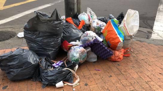 Crisis Basuras en Bogotá: Sigue crisis de basuras en Bogotá: Personería