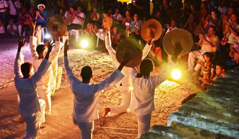 Afrocolombianidad Cartagena: Corredor cultural llegó a las murallas de Cartagena