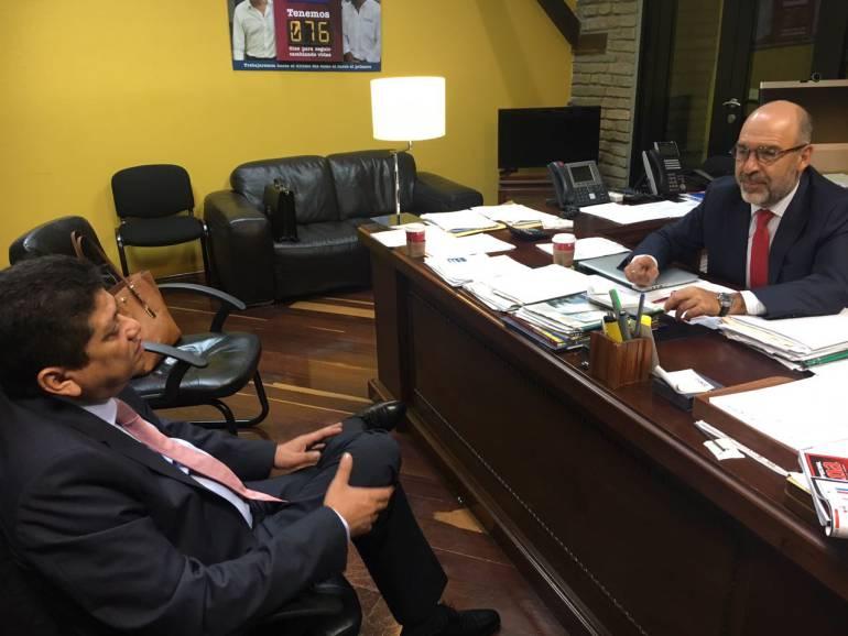 Gestionan la legalización de 200 predios en Cartagena
