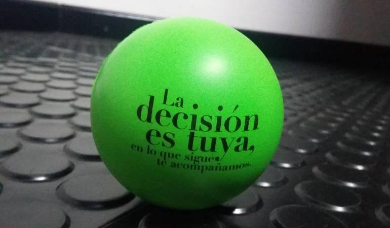 """Campaña de Profamilia """"La decisión es tuya"""""""