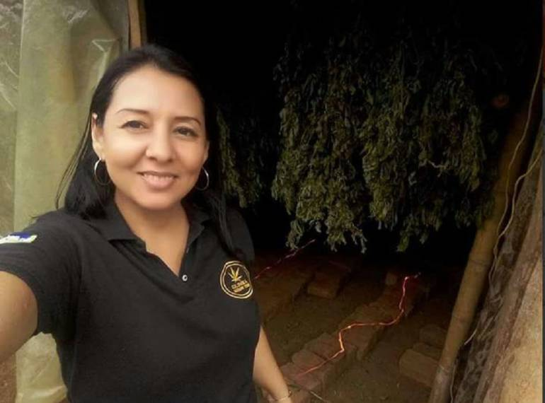 Asesinan a coordinadora de Colombia 'Cannabis Tour' en Cauca