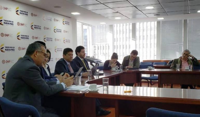 Alcaldía de Cartagena: Alcalde de Cartagena logra apoyo para el Plan de Ordenamiento Territorial