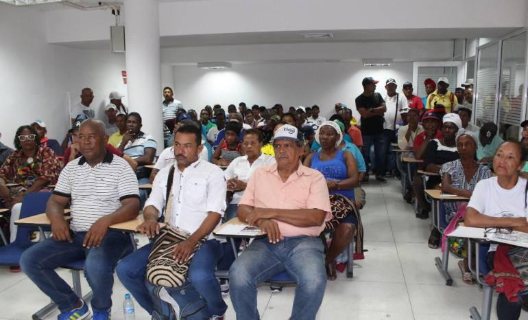 Comercio informal: Alcaldía de Cartagena capacita a más de 350 vendedores informales