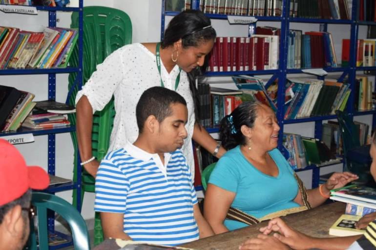 Capacitación informática Cartagena: 15 personas con discapacidad visual capacitados en informática en Cartagena