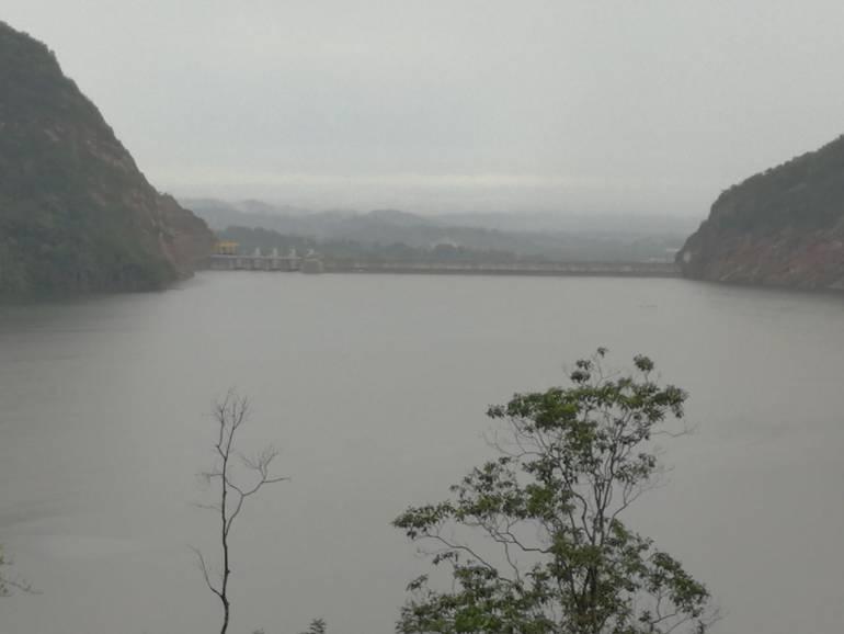 ALERTA, COMPUERTAS, REPRESA: Se prenden nuevamente las alarmas en el río Sogamoso en Santander