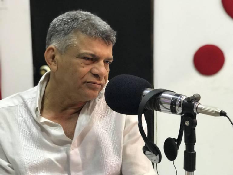 Suspensión Alcalde Cartagena Quinto Guerra: Lo mejor era que Quinto renunciara a su candidatura: Múnera