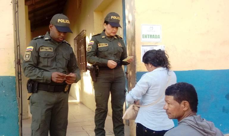 elecciones presidenciales Colombia: 1.200 uniformados garantizarán la seguridad en Bolívar por elecciones