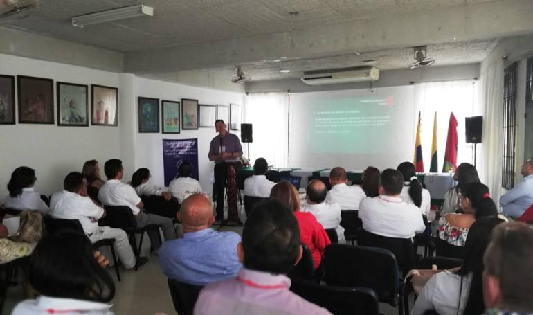 Jurisdicción Contenciosa Cartagena: Jurisdicción Contenciosa Administrativa de Bolívar da rendición de cuentas