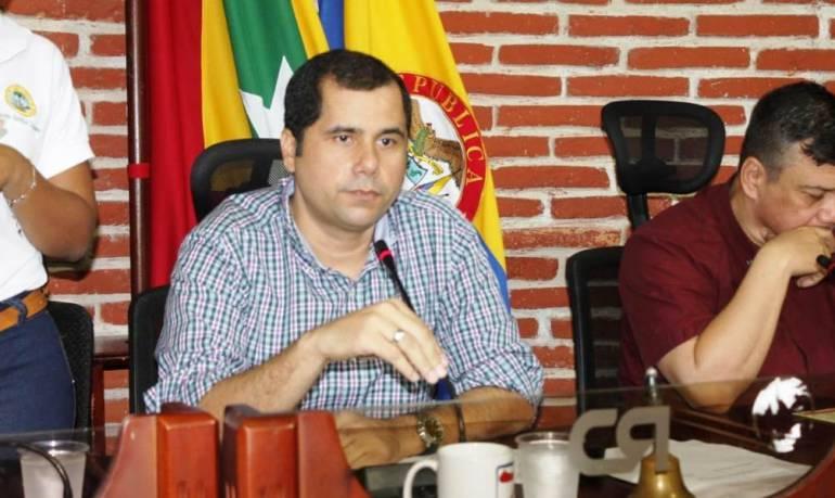 Quinto Guerra Cartagena: Concejo de Cartagena recibió con sorpresa suspensión del alcalde Quinto