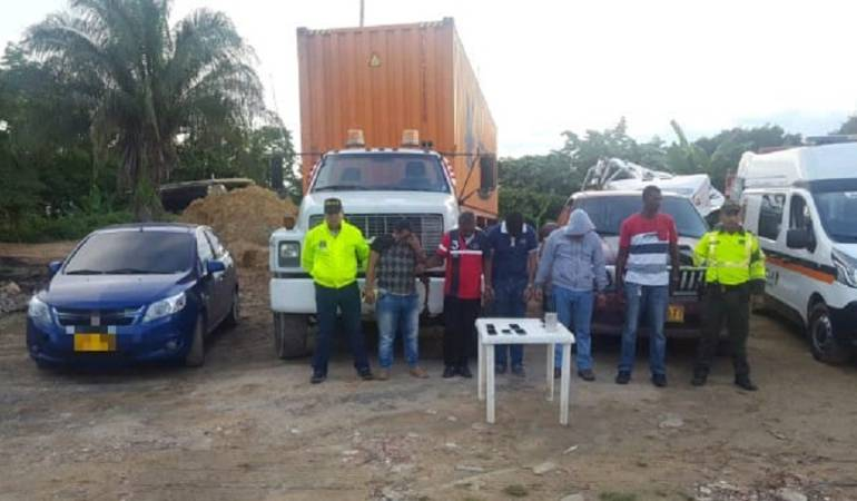 Piratas Terrestres: Capturan banda de piratas terrestres en Melgar, Tolima