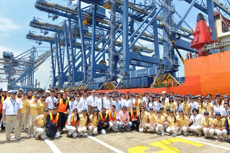 Destacan Sociedad Portuaria de Cartagena y Contecar para trabajar: Destacan Sociedad Portuaria de Cartagena y Contecar para trabajar