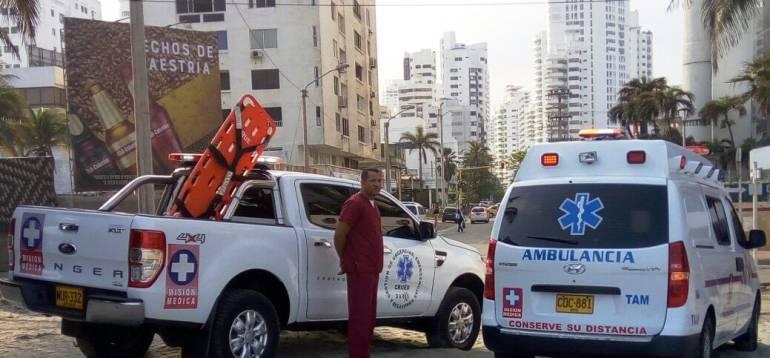 Alerta amarilla hospitalaria en Cartagena por elecciones presidenciales: Alerta amarilla hospitalaria en Cartagena por elecciones presidenciales