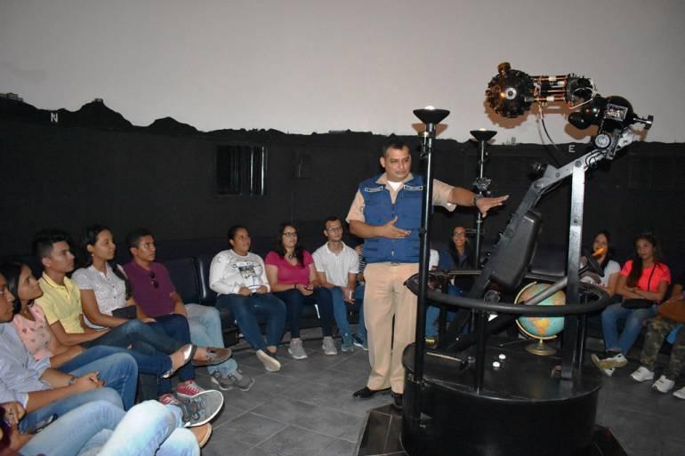 Universidad del Magdalena visita la Escuela Naval de Cadetes de Cartagena: Universidad del Magdalena visita la Escuela Naval de Cadetes de Cartagena