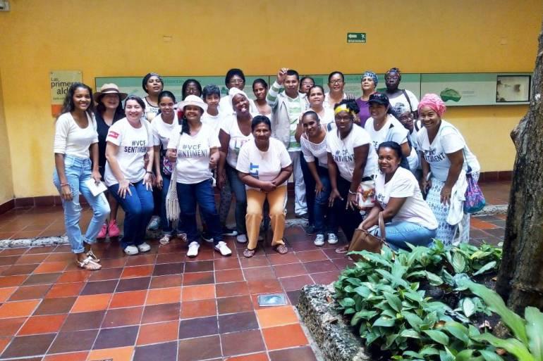 Mayor de Bolívar le apuesta al turismo comunitario en estos barrios: Mayor de Bolívar le apuesta al turismo comunitario en estos barrios