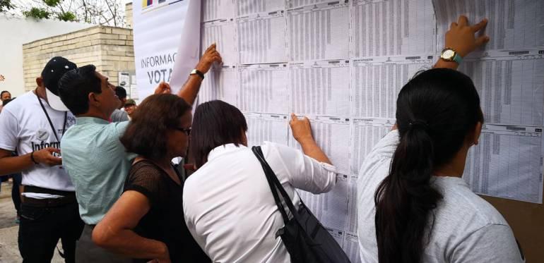 Más de 100 denuncias en el Atlántico por irregularidades electorales