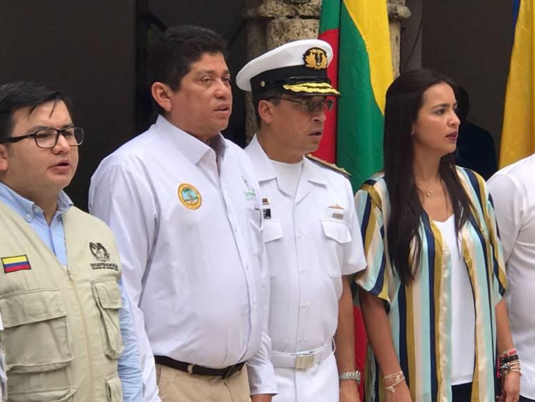 Alcalde de Cartagena confirma que no ha sido notificado de suspensión: Alcalde de Cartagena confirma que no ha sido notificado de suspensión