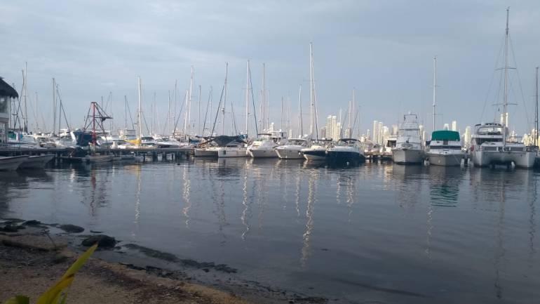 Ampliación de marina en barrio Manga: Comunidad de Manga, en Cartagena, rechaza ampliación de marinas