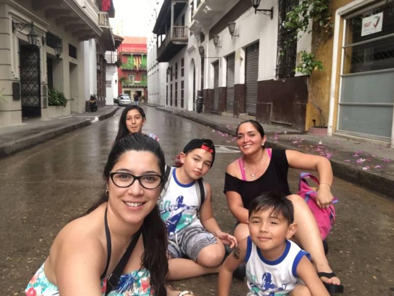 Turismo Cartagena: A chilenas les cobraron 450 mil pesos por un masaje en Cartagena