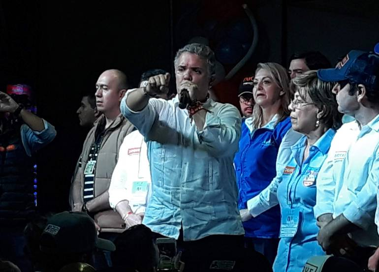 Elecciones een Risaralda: Duque ganó en 11 de los 14 municipios de Risaralda