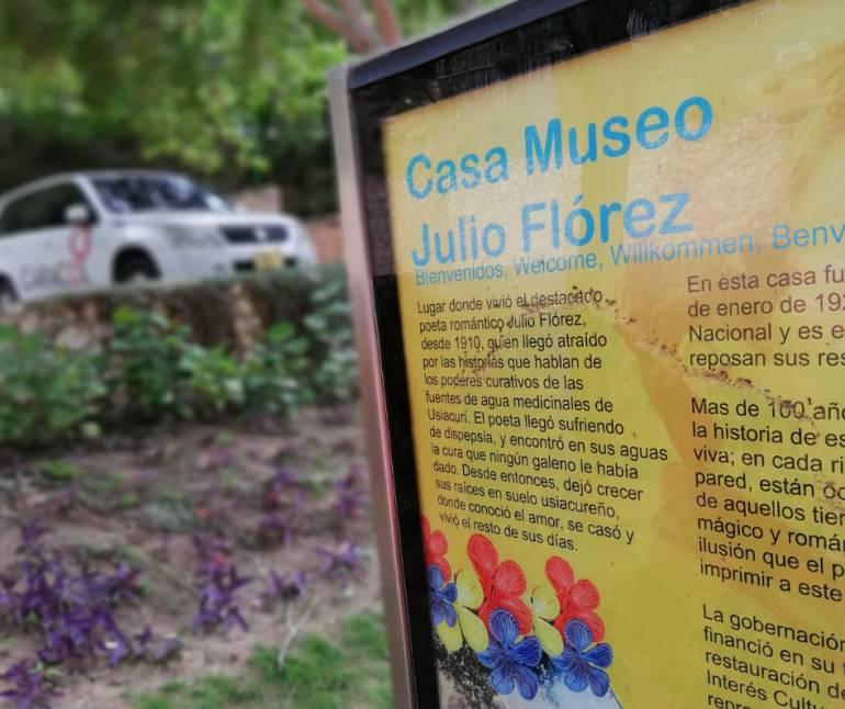 Polémico cierre indefinido de la Casa Museo Julio Flórez