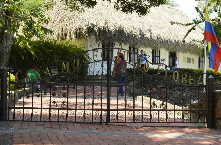 Instalarán mesa de trabajo para evitar cierre del museo Julio Flórez