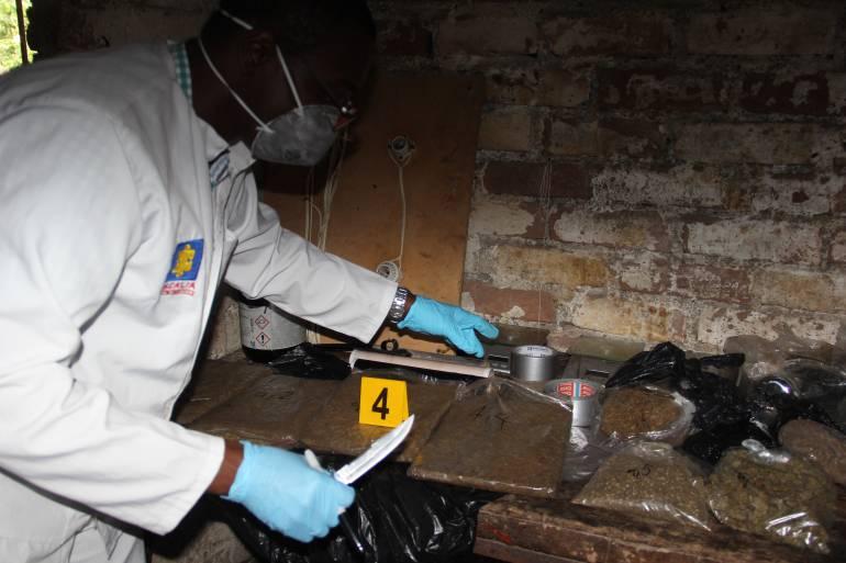 Desmantelan banda Los del Sur en Risaralda: Desmantelan banda que producía alucinógenos en un beneficiadero de café