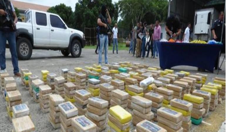 Camuflaje de Droga: Autoridades descubren en ingenioso método de Narco-camuflaje en el Cauca
