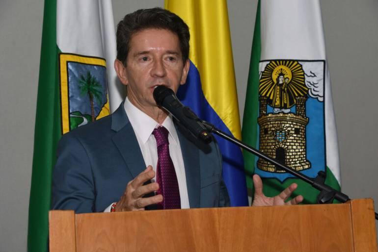 "Hidroituango: ""Informes de EPM están siendo manoseados"": Gobernador de Antioquia"